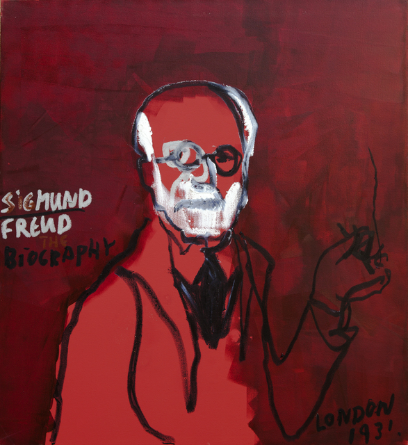 , 'Sigmund Freud The Biography London 1931,' 2014, Zemack Contemporary Art