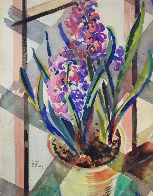 , 'Hyacinth,' ca. 1930, Caldwell Gallery Hudson