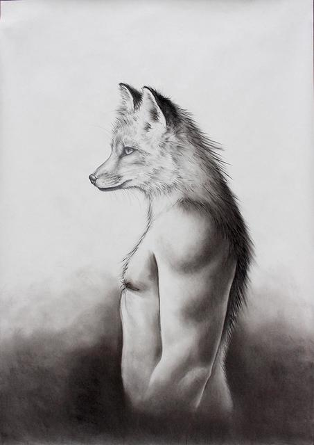 , 'Fox Spirit,' , Clark Gallery