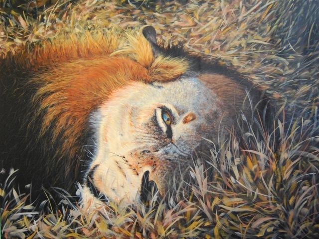 , 'Meow III,' 2016, Woodward Gallery
