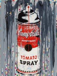 Campbell's Tomato Spray