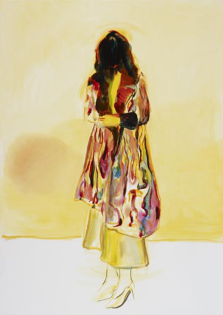 , 'Yellow Glove,' 2019, bo.lee gallery