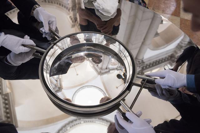 , 'Perspectives,' 2013, Abbazia di San Giorgio Maggiore