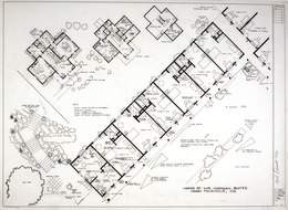 Mark bennett 25 artworks bio shows on artsy for Norman bates house floor plan