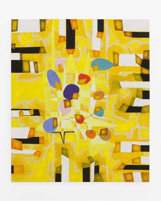 "Brett Flanigan, '""I Am A Strange Loop""', 2018, Painting, Acrylic on Canvas., pt.2"