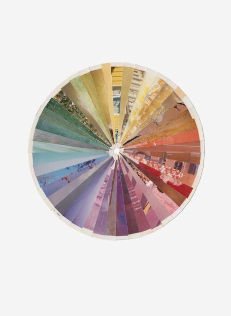 , 'Color Wheel,' 2018, PDX CONTEMPORARY ART