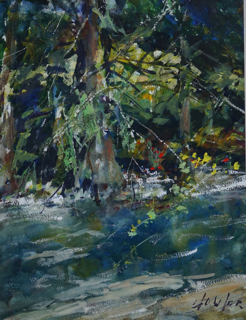 , 'Driftwood Summer,' 2018, Wally Workman Gallery