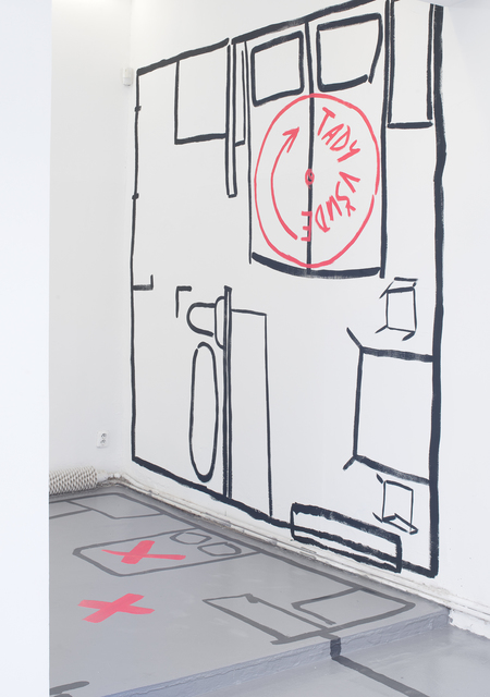 Lenka Klodová, 'Installation view', FUTURA Centre for Contemporary Art