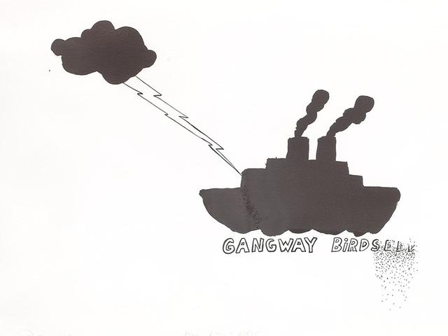Jim Dine, 'Gangway', 1960-1970, ARTEDIO