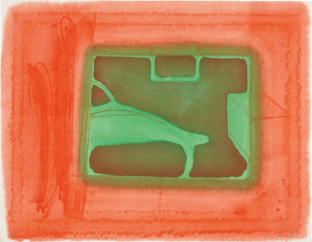 Howard Hodgkin, 'A Furnished Room', 1977, Phillips