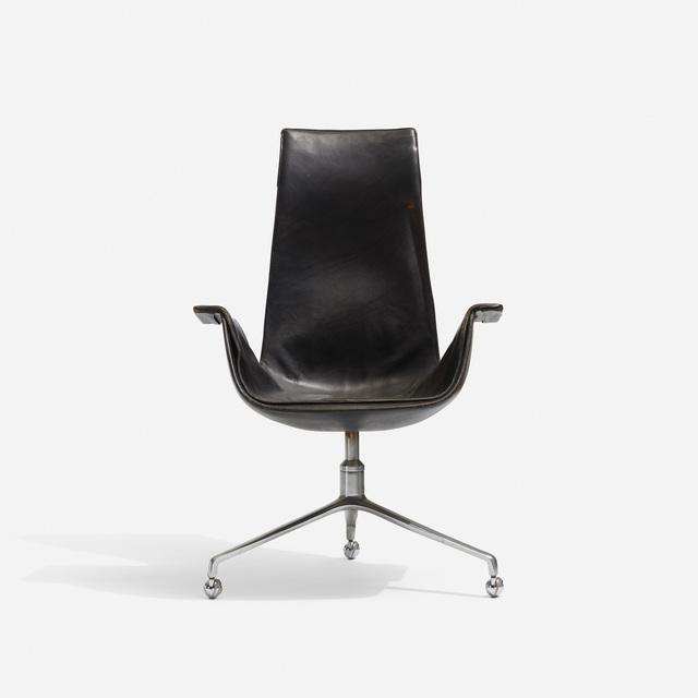 Preben Fabricius, 'Bird armchair', c. 1965, Wright