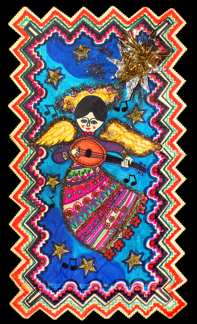 , 'Angel With Music,' 1975, Pavel Zoubok Gallery