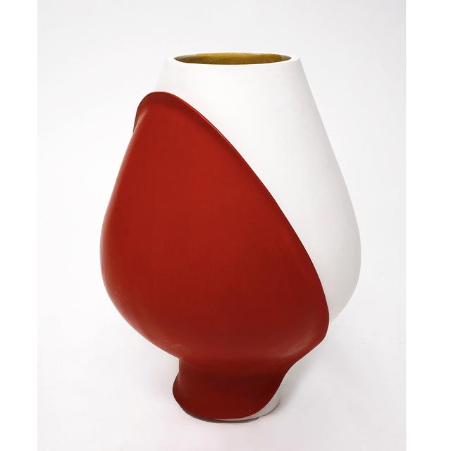 , 'Tulip Vase in Plaster,' 2015, Valerie Goodman Gallery