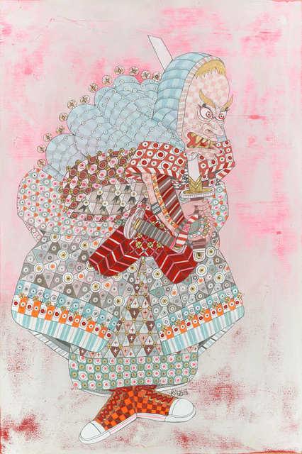 , 'Settle Down,' 2019, Hashimoto Contemporary