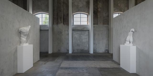 , 'Intervallo,' 1984, Fondazione Prada