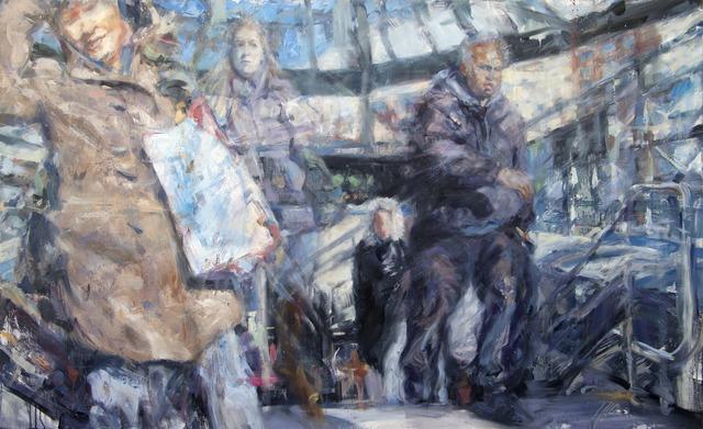 , 'Emergence,' 2014, Accesso Galleria