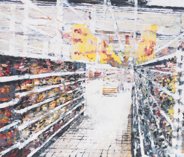 , 'supermarché,' 2007, Johyun Gallery
