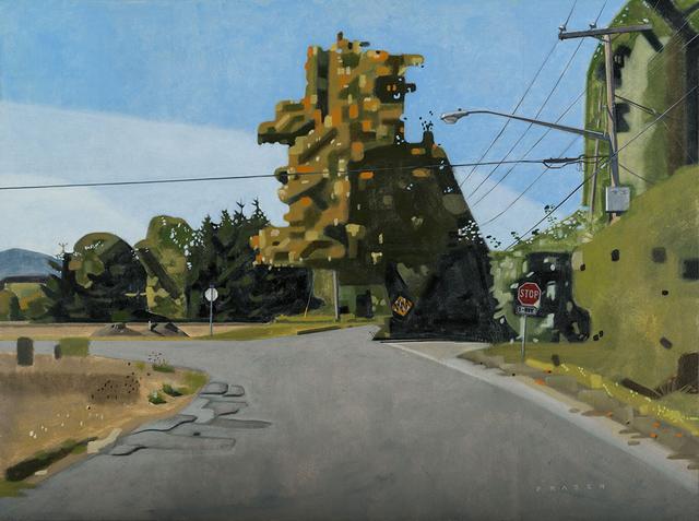 Doug Fraser, 'Three Way', ca. 2017, Winchester Galleries