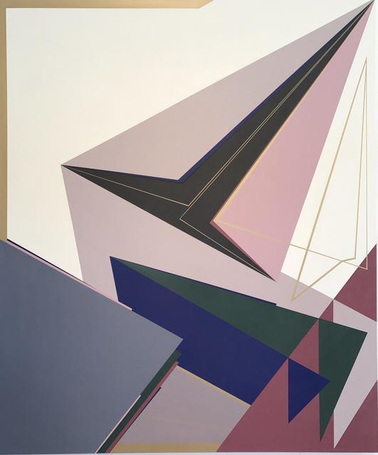 , 'NW7,' 2017, Joseph Gross Gallery