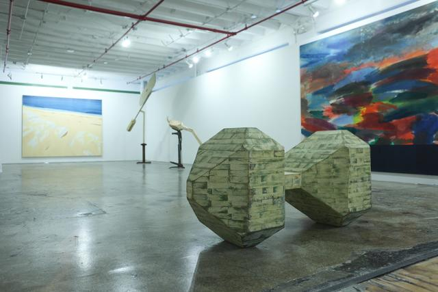 'Installation view from the exhibition Come Together: Surviving Sandy, Year 1', Come Together: Surviving Sandy