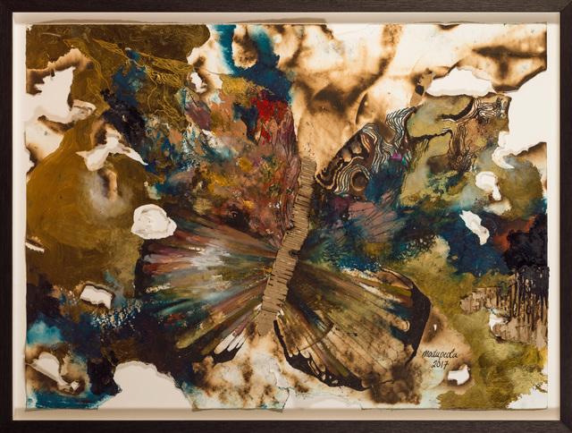 , 'Le Papillon: Dakar,' 2017, Ed Cross Fine Art