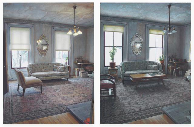 , 'Time Diptych - Berkshire,' 2014, Ameringer | McEnery | Yohe