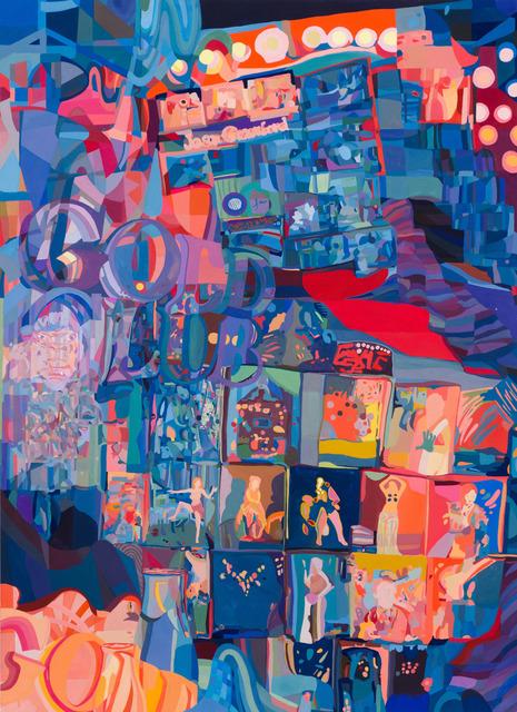 Kate Abercrombie, 'Gold Club', 2013, Fleisher/Ollman