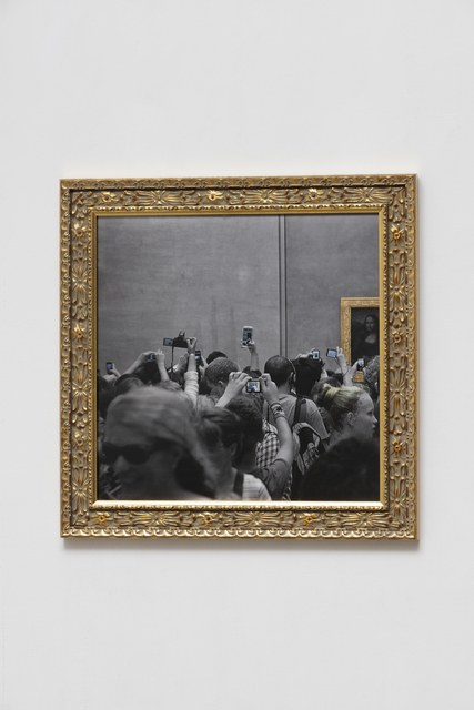 Hongshik Kim, 'Flaneur in Museum Louvre', 2016-2017, GALLERY SU: