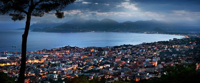 David Drebin, 'Bay of Cannes', 2013, CHROMA GALLERY