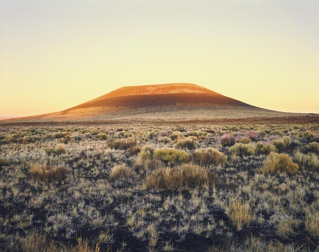 , 'Roden Crater (sunset),' 2010, Gagosian