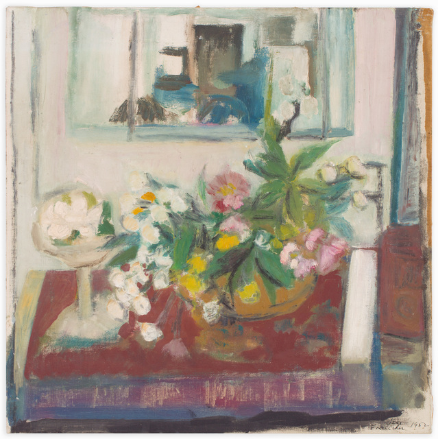 , 'Untitled (Interior, Still Life on Table),' 1952, Paul Kasmin Gallery