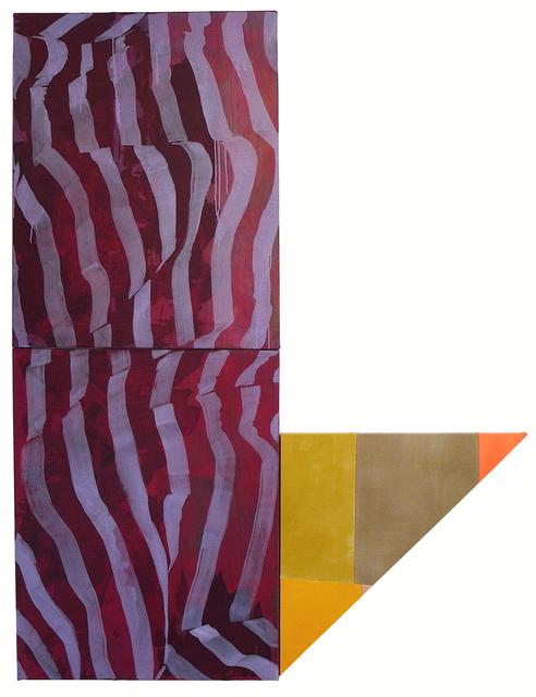 , 'Recipient Unknown - Triptych,' 2016, MARUANI MERCIER GALLERY