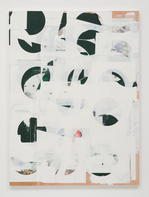 , 'Composite 17 (dropkick),' 2017, Christopher Grimes Gallery