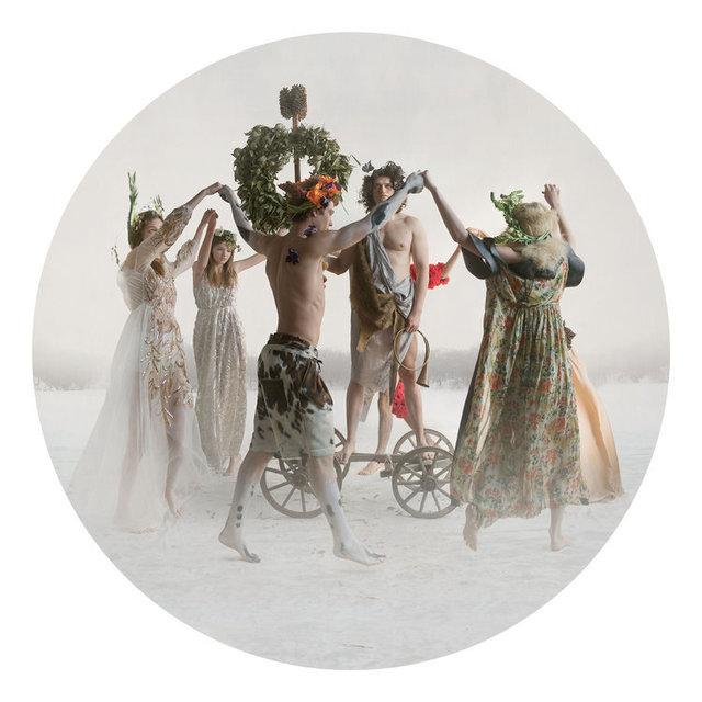 , 'Dionysus,' 2018, The Schoolhouse Gallery