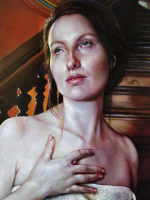 Heather Brunetti, 'Harbor', 2018, Painting, Oil on panel, 33 Contemporary