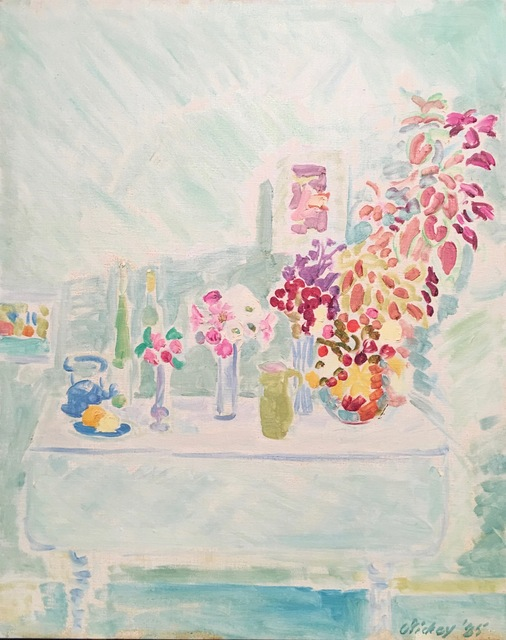 , 'Pale Still Life,' , Corcoran Fine Arts