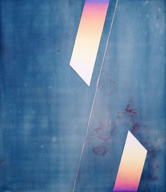 Joey Piziali, 'Light & Blue', 2017, Headlands Center for the Arts: Benefit Auction 2017
