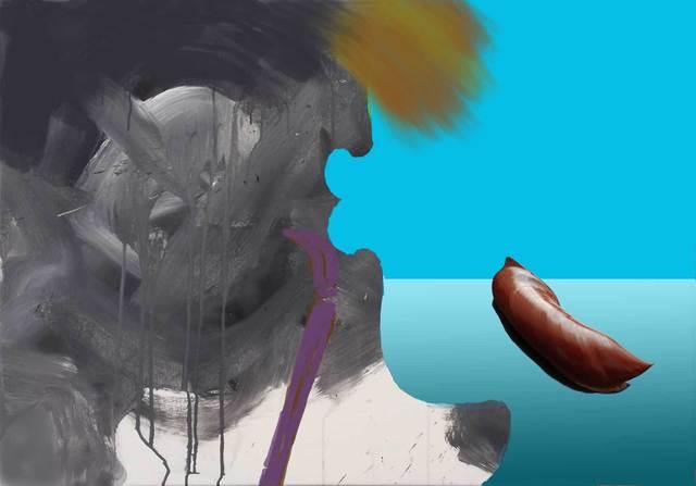 , 'Painter,' 2019, Galerie Crone