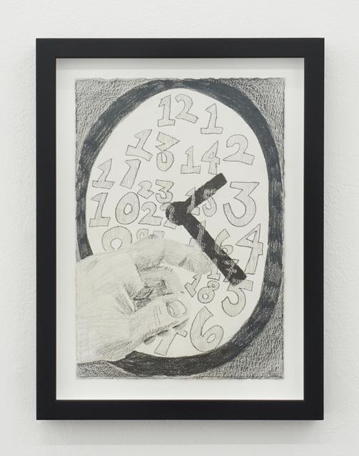 , 'Push Back,' 2018, V1 Gallery