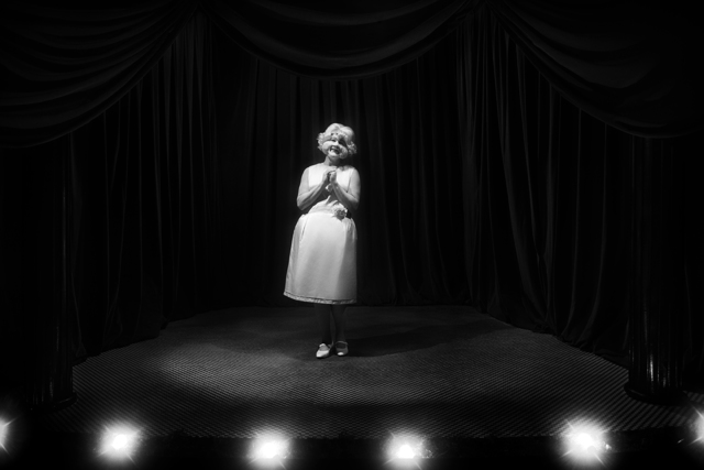 Sandro Miller, 'Lady in the Radiator on Stage', 2016, David Lynch Foundation Benefit Auction