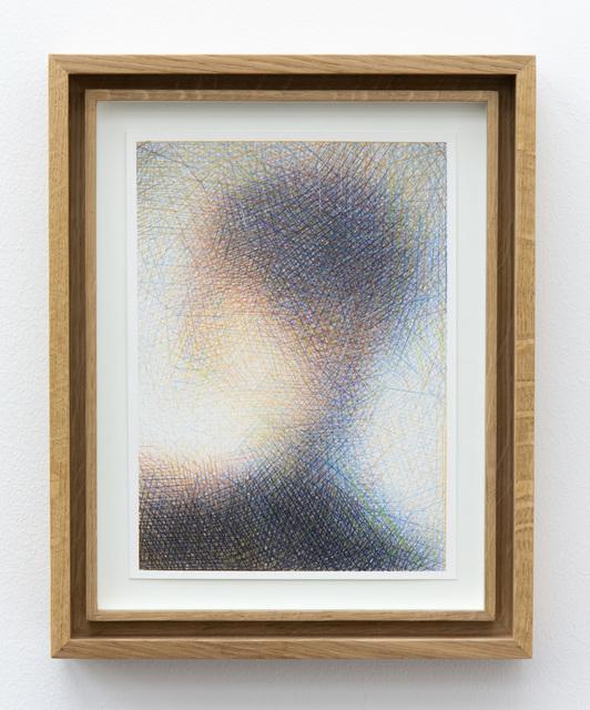 Slawomir Elsner, 'Bildnis Rembrandts mit verschatteten Augen ', 2019, Galerie Gisela Clement