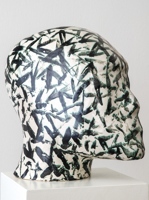 Xavier Mascaro, 'Ceramic Head', 2010, Beck & Eggeling