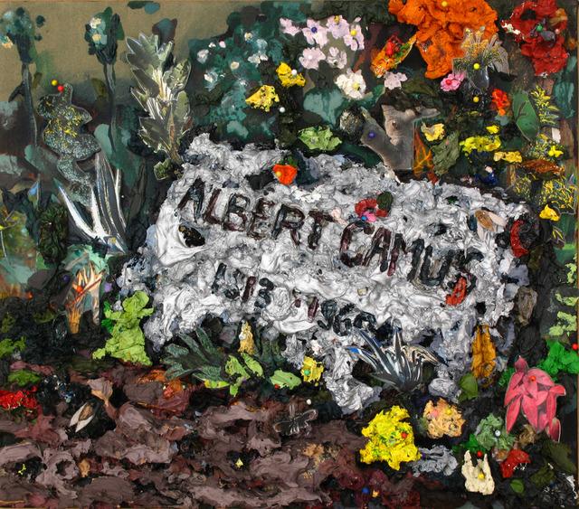 Kent Dorn, 'Camus', 2008, McClain Gallery