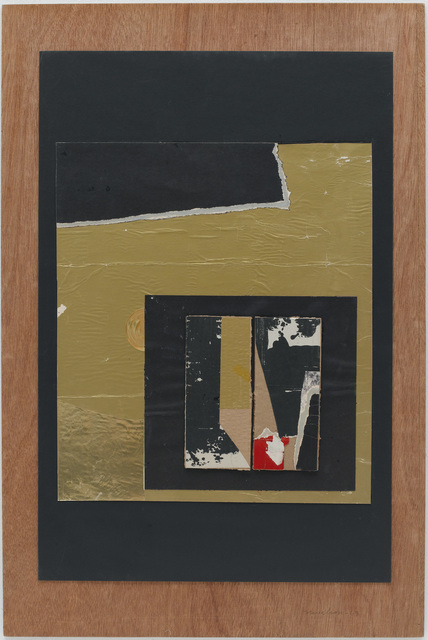 Louise Nevelson, 'Untitled', 1963, Pace Gallery
