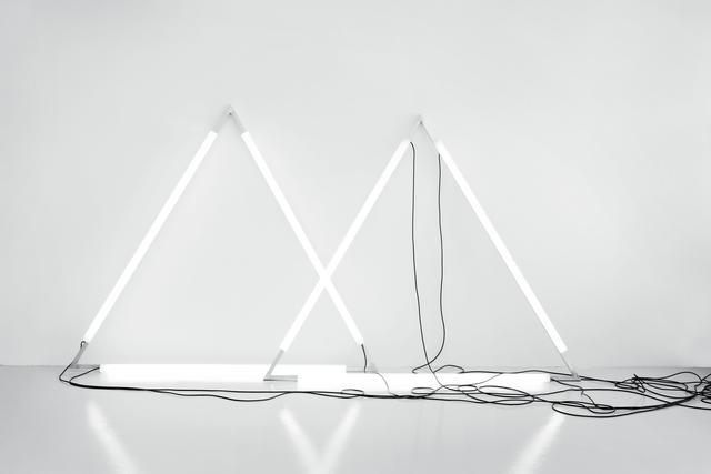 , 'Between Forms of Representation and Interpretation,' 2015, Galerie Kandlhofer