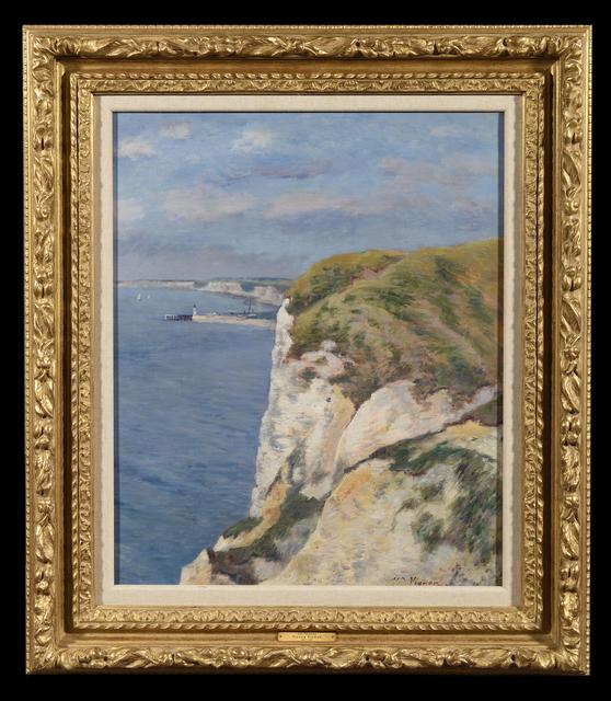, 'Les Falaises,' 1880-1909, Trinity House Paintings