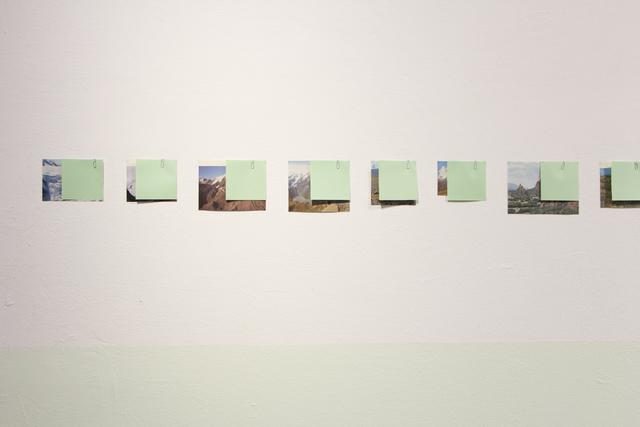, 'Partial View,' 2017, Isabel Croxatto Galería