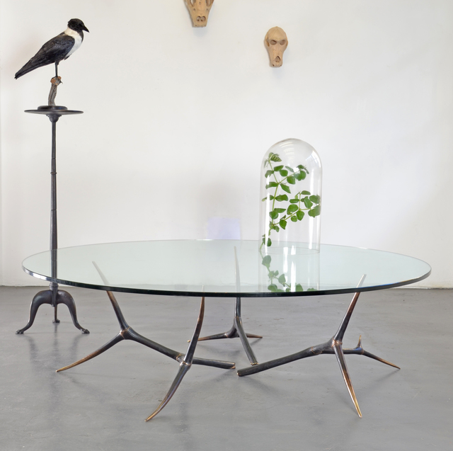 , 'Num Num table,' 2013, Southern Guild
