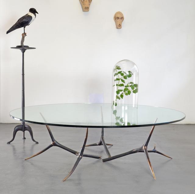 , 'Num Num table,' 2013, Southern Guild