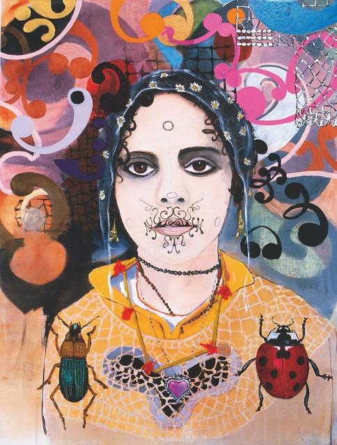 , 'Joaninha [Ladybug],' 1996, Instituto Tomie Ohtake